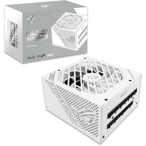 ASUS Republic of Gamers Strix 850G 850W 80 PLUS Gold Modular Power Supply (White)