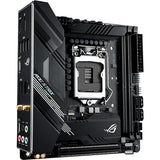 ASUS Republic of Gamers Strix B460-I GAMING LGA 1200 Mini-ITX Motherboard