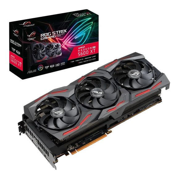ASUS RX 5600 XT Graphics Card (STRIX RX5600XT T6G)