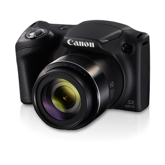 Canon PowerShot SX430 IS Digital Camera