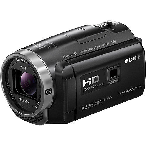 Sony HDR-PJ675 Full HD Handycam Camcorder with 32GB Internal Memory and Built-In Projector