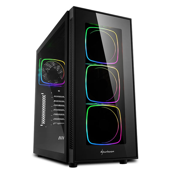 Sharkoon TG6 RGB  Mid Tower Case