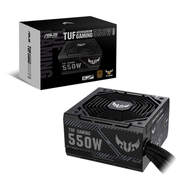 ASUS TUF Gaming 550W Bronze Power Supply Unit