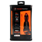 ToughTested Pro+ Car Charger for Lightning Devices (10')