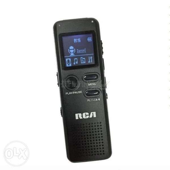 RCA VR 5188 - Compact Digital Voice Recorder 8GB