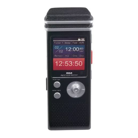 RCA VR 5341 - Digital Voice Recorder 4GB