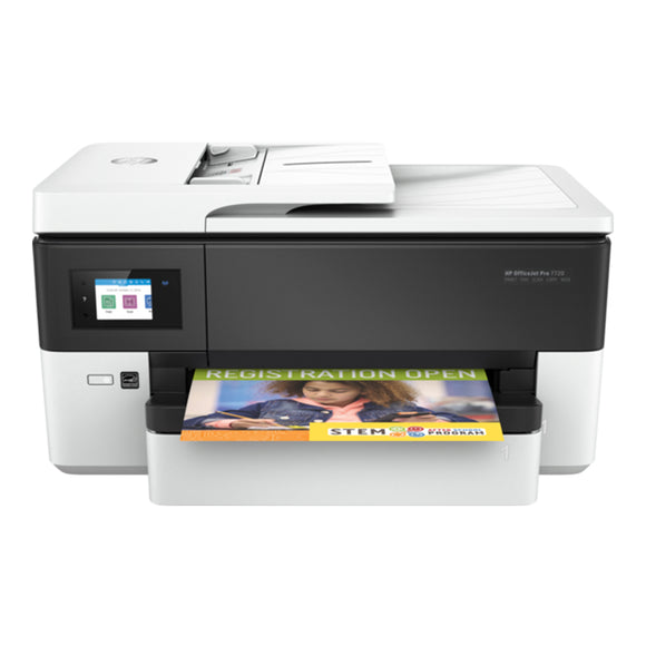 HP Y0S18A - OfficeJet Pro 7720 Wide Format All-in-One Printer