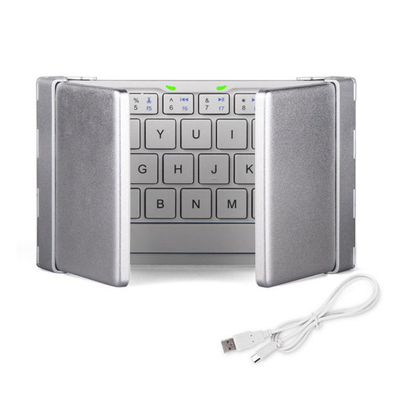 COMPEX Z12 BLUETOOTH FOLDING KEYBOARD