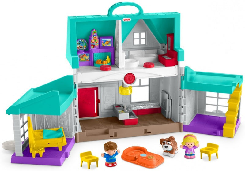 speelset Little People Huis handige helpers