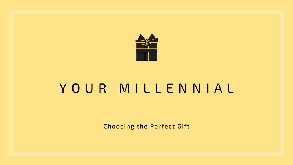 Choose The Perfect Christmas Gift For Your Millennial