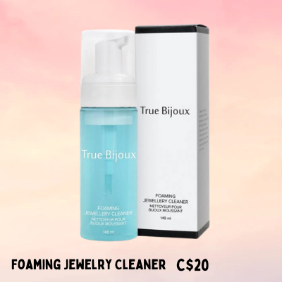 jewelry cleaner by true bijoux mother's day gift ideas ottawa