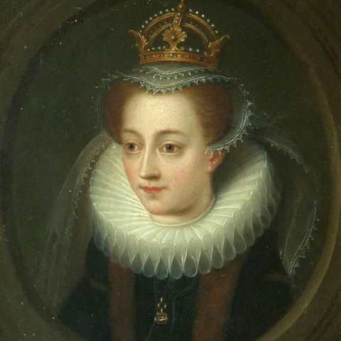 Mary, Queen of Scots Image Via Scottish Borders Council