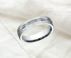 white gold classic clean ring men or women for sale Ottawa