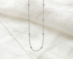 simple yet classic silver ball chain for sale ottawa christmas