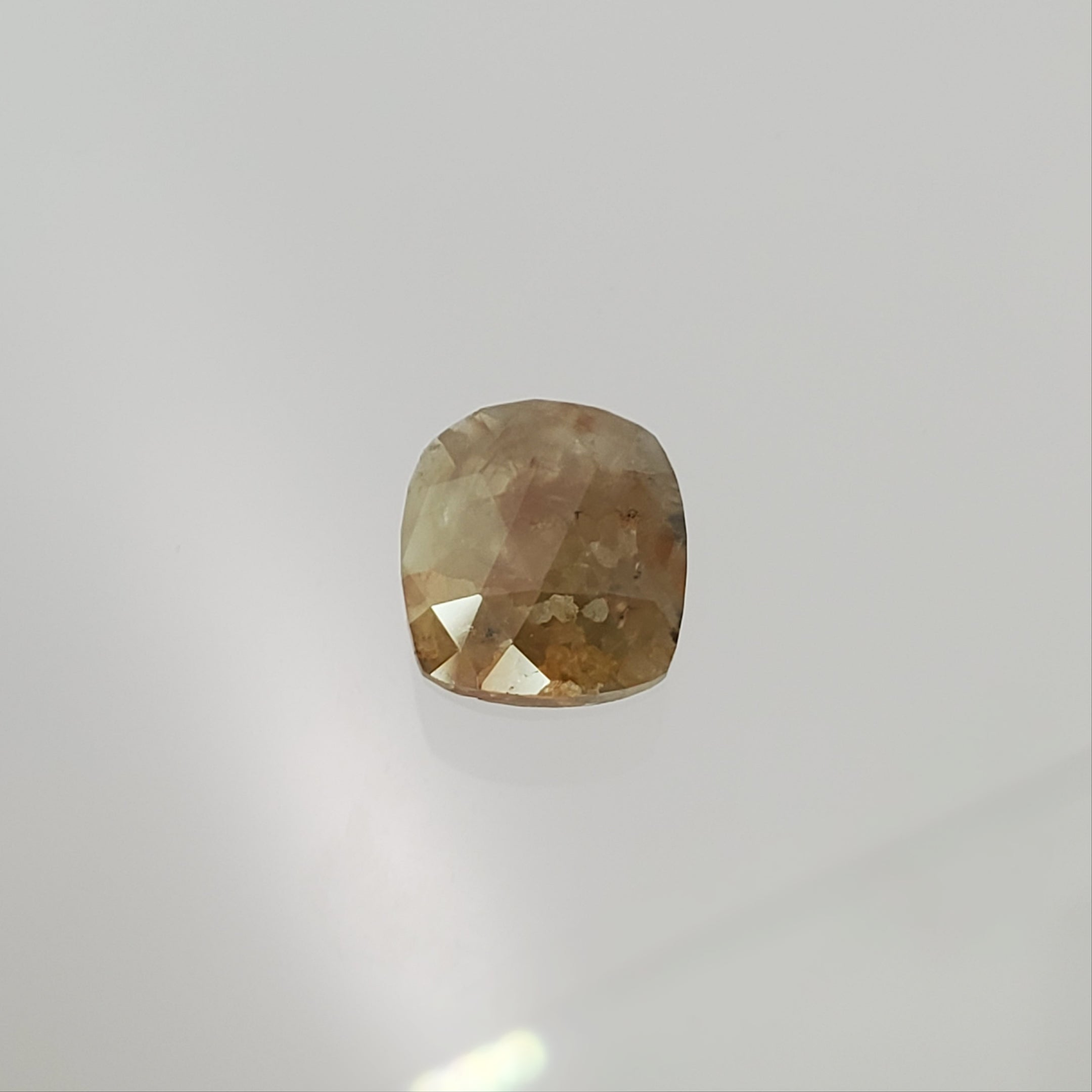2.06 carat Rose Cut Artisanal loose diamond