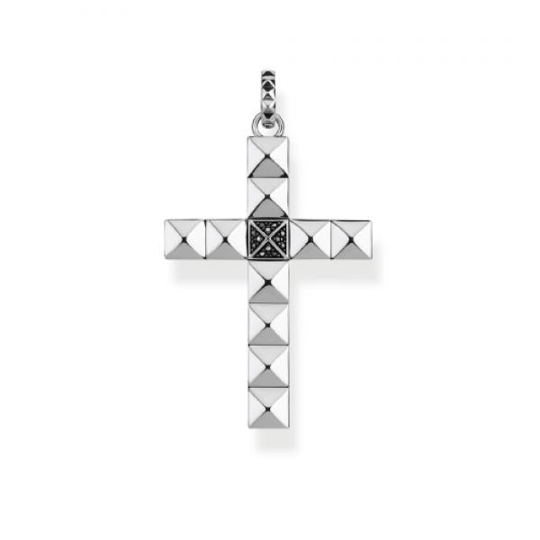 Thomas Sabo Cross Pendant in Sterling Silver
