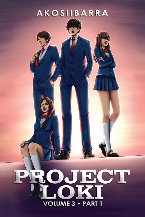 Project Loki Vol 3 Part 1