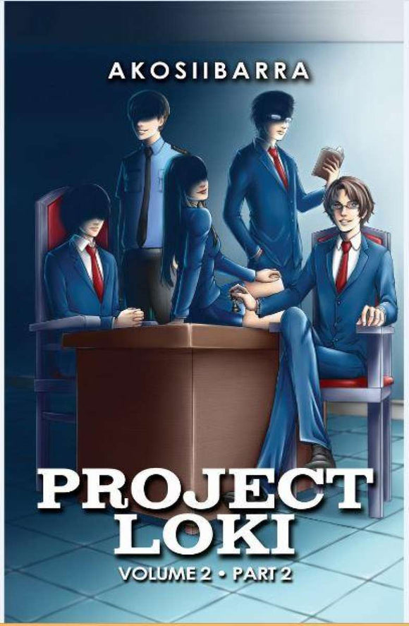 Project Loki Vol 2 Part 2