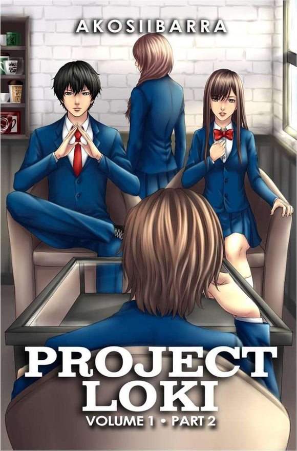Project Loki Vol 1 Part 2