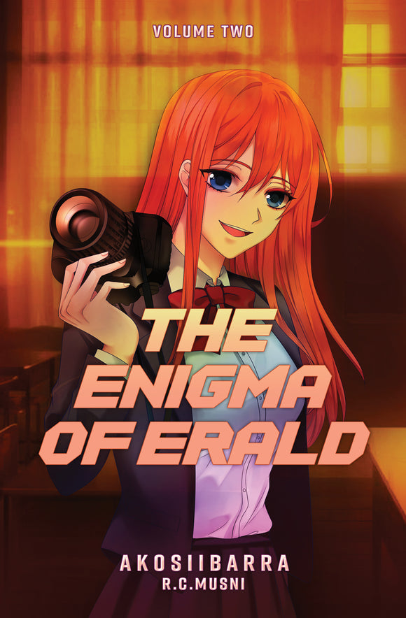 The Enigma of Erald Volume 2