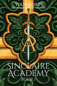 Sinclaire Academy Book 1