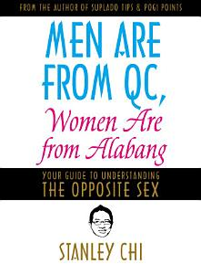 Men are from QC, Women are from Alabang