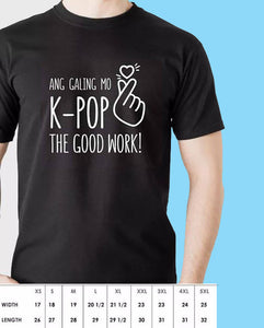 Ang Galing Mo K-POP The Good Work!