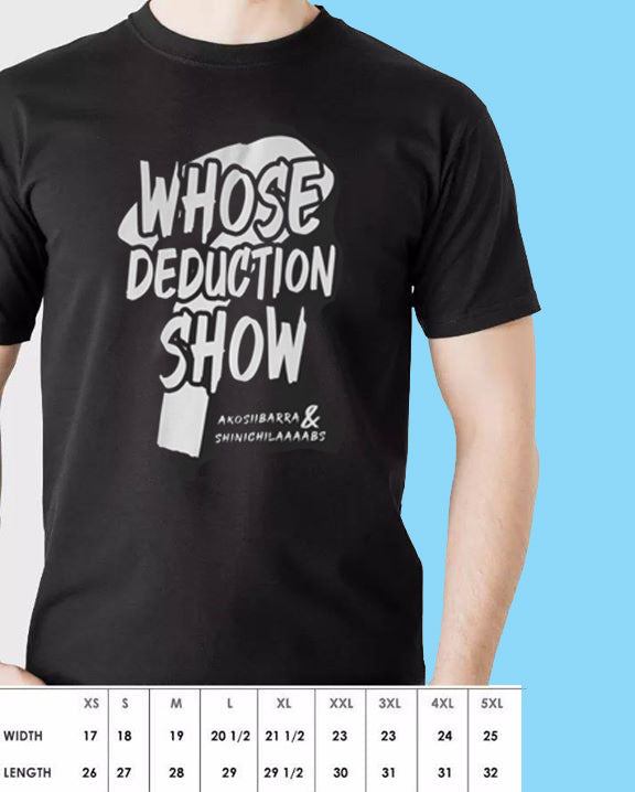 Whose Deduction Show