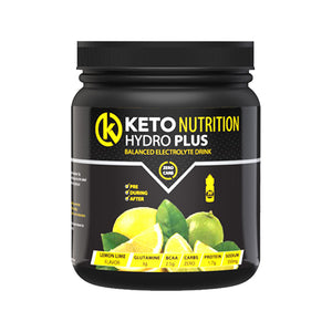 HYDRO PLUS – LEMON LIME (300G)