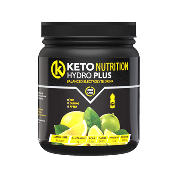 HYDRATION PLUS – LEMON LIME (300G)