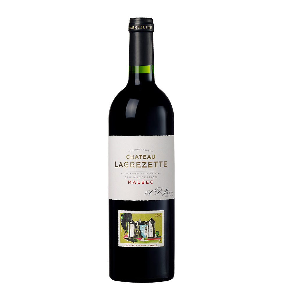 vin exception malbec chateau lagrezette
