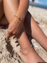 Load image into Gallery viewer, Mint Amara Anklet
