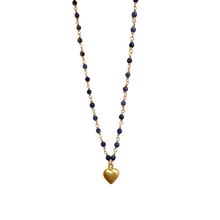 Load image into Gallery viewer, Aphrodite Necklace in Sodalite Blue