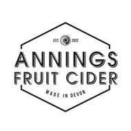 Annings Pink Grapefruit & Pineapple Cider
