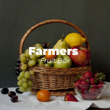 Load image into Gallery viewer, Farmers Fruit Box
