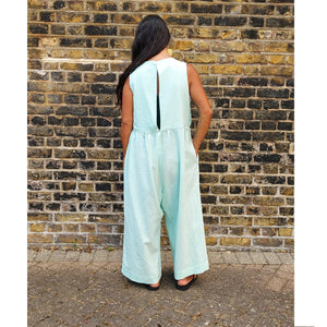 Ada Jumpsuit - Light Copper