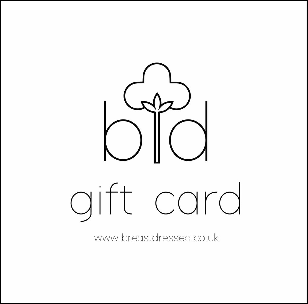 Gift Cards - Breast Dressed