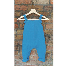 Load image into Gallery viewer, Mini Me Romper - Cornflower Blue