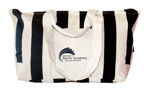 Pacific Symphony Tote Bag