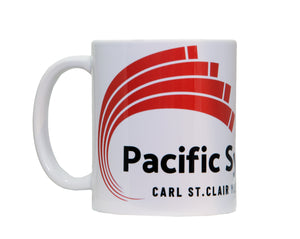 Pacific Symphony Mug (3 colors available)