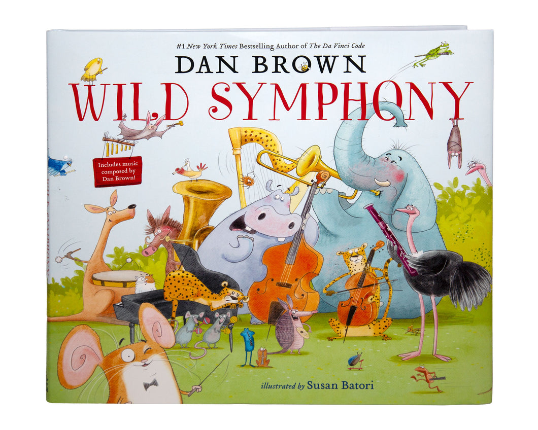 Wild Symphony by Dan Brown