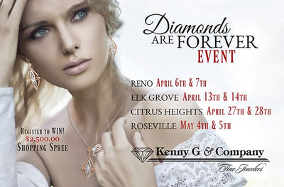 Diamonds are Forever Event