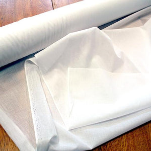 Haby - Interfacing Interfacing Voile Fusible White