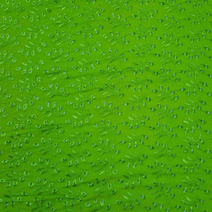 Fabric - Blended Anglaise Chartreuse Green