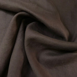 Fabric - Linen Milan Expresso Brown