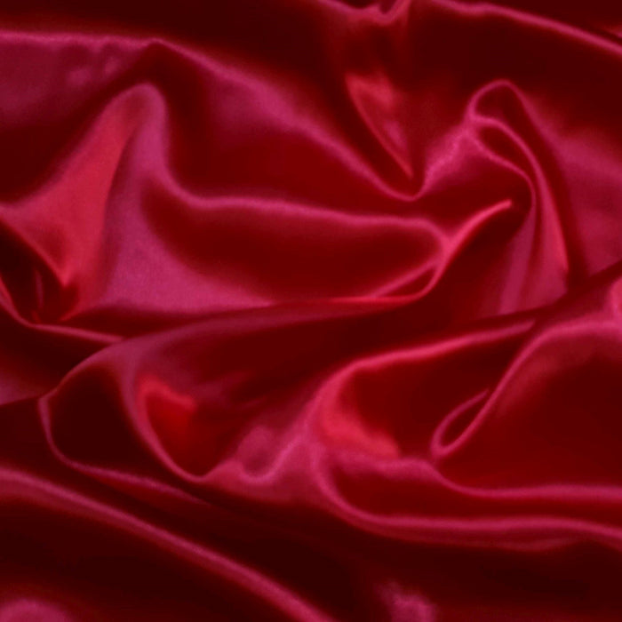 Charmaine Satin Crimson