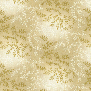 Fabric - Quilt Backing Chantilly Quilt Backs 702 Gold