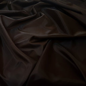 Fabric - Basics Lining Dark Chocolate Brown