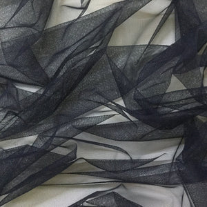 Fabric - Tulle Poly Tulle Navy