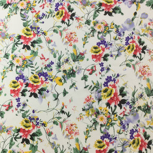 Fabric - Blended Chelsea Blooms Cream